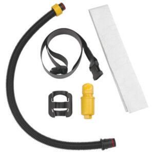 North® By Honeywell PRIMAIR™ Continuous Flow Breathing Tube With Polyester Belt Assembly (For Use With CF1000 FM Series PAPR System)