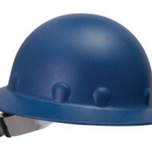 Fibre-Metal® by Honeywell Blue Roughneck® P1 Fiberglass High Heat Full Brim Hard Hat With SwingStrap™ SuperEight® Ratchet Suspension