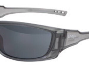 Uvex® by Honeywell A1500 Safety Glasses With Gray Frame And Gray Hard Coat Lens