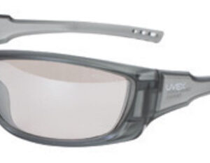 Uvex® by Honeywell A1500 Safety Glasses With Gray Frame And SCT-Reflect 50 Hard Coat Lens
