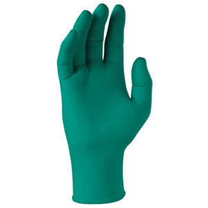 Kimberly-Clark Professional* X-Large Spring Green Nitrile Exam 4.7 mil Latex-Free Powder-Free Disposable Gloves (180 Gloves Per Box)