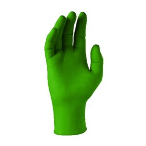 Kimberly-Clark Professional* Medium Forest Green Nitrile Exam 3.5 mil Latex-Free Powder-Free Disposable Gloves (200 Gloves Per Box)