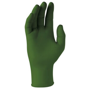 Kimberly-Clark Professional* Large Forest Green Nitrile Exam 3.5 mil Latex-Free Powder-Free Disposable Gloves (200 Gloves Per Box)