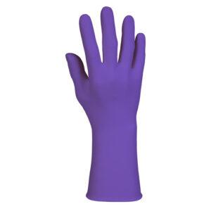 Kimberly-Clark Professional* Medium Purple Nitrile-Xtra* 6 mil Latex-Free Powder-Free Disposable Gloves (50 Gloves Per Box)