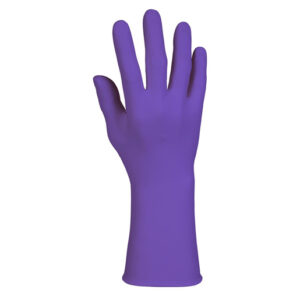 Kimberly-Clark Professional* Large Purple Nitrile-Xtra* 6 mil Latex-Free Powder-Free Disposable Gloves (50 Gloves Per Box)