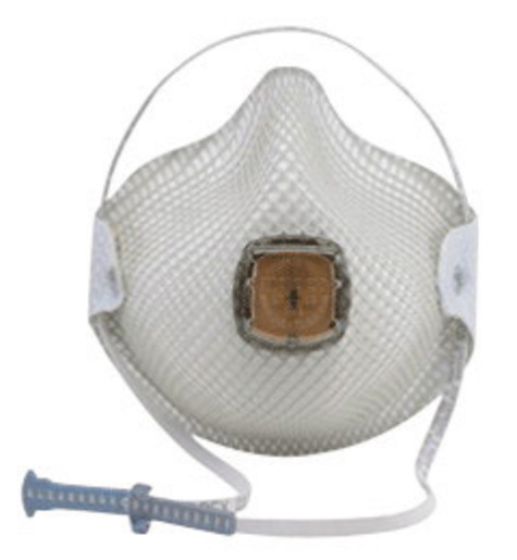 Moldex® Large N95 Disposable Particulate Respirator With Exhalation Valve